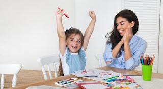 Tips dan Saran Buat Guru Agar Belajar Siswa di Rumah Efektif Menyenangkan