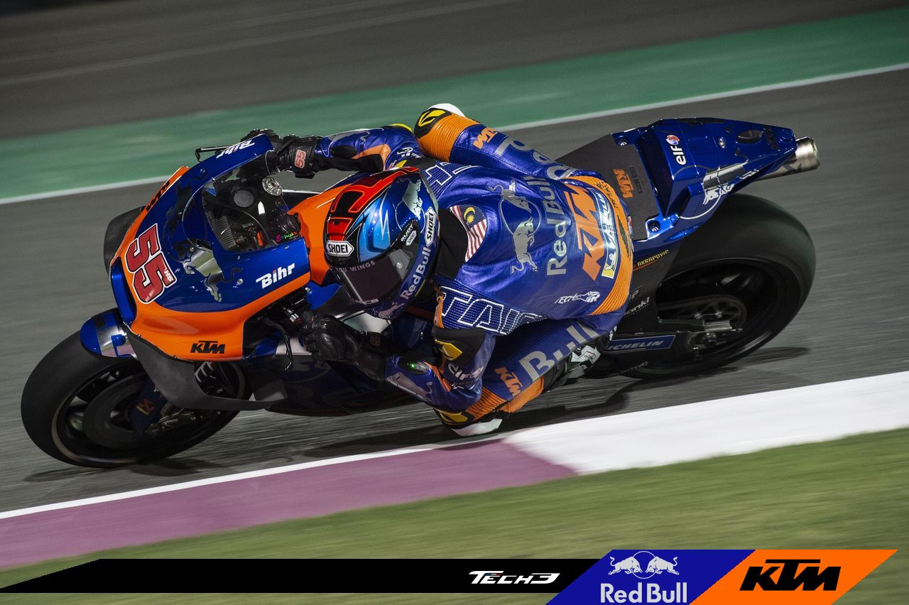 Hafizh Syahrin Qatar GP MotoGP 2019