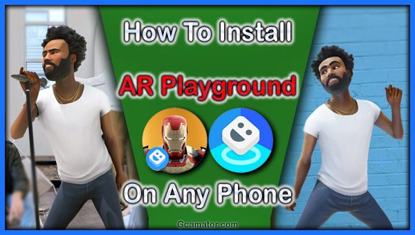 How To Install Playground AR Stickers