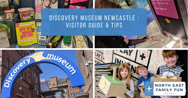Discovery Museum Newcastle : Visitor Guide & Tips