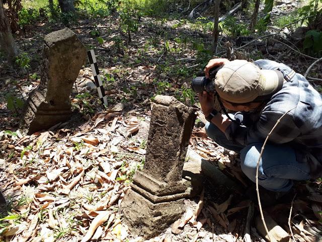 Ternyata di Bone Ada Nisan Tipe Aceh di Situs Makam, Disini Tempatnya