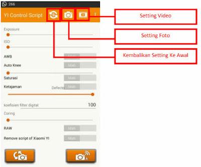 Download Aplikasi Yi Script Config untuk Android