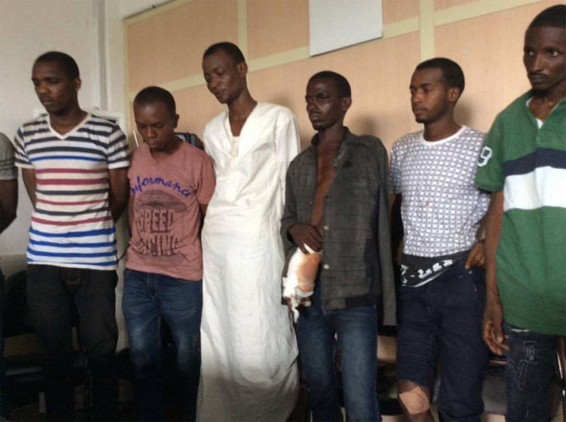 Kidnappers of Emefiele's wife paraded with 15m ransom received