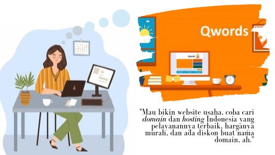 Cloud Web Hosting Indonesia dengan pelayanan terbaik dan harganya murah dengan diskon nama domain