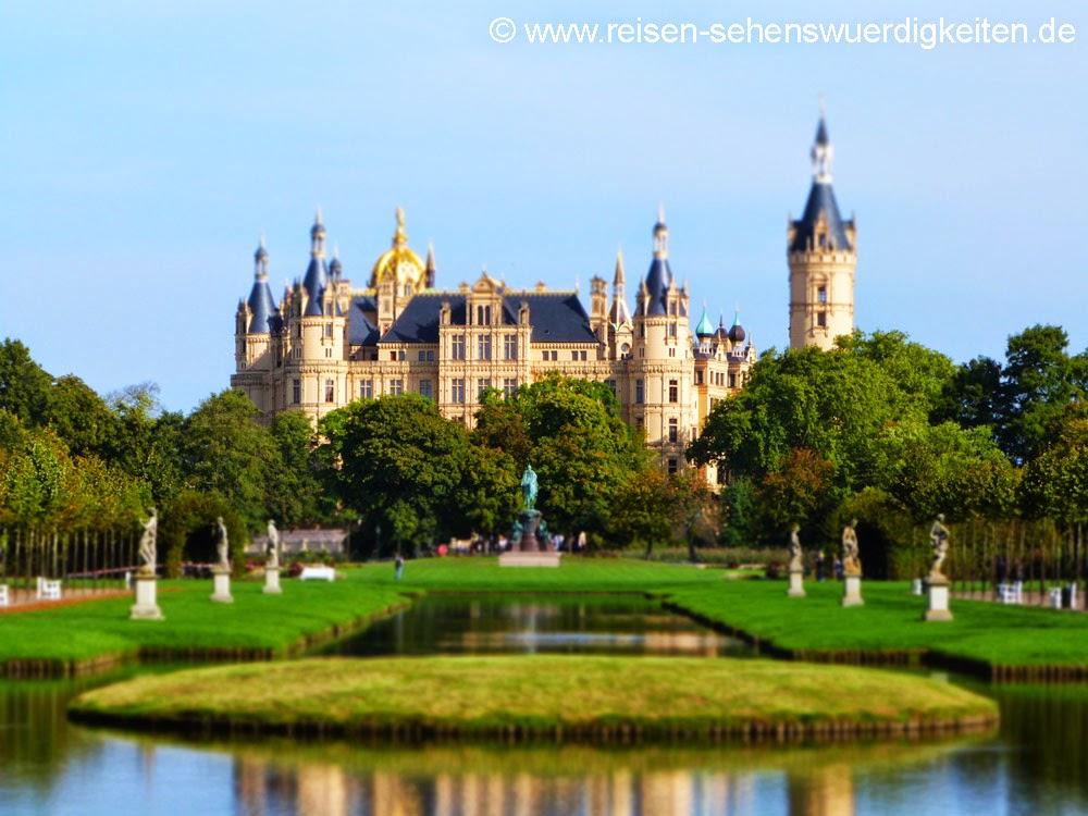 Romantisches Wochenende Schwerin, Schwerin Romantik Wochenende, Romantikwochenende, Schweriner Schloss