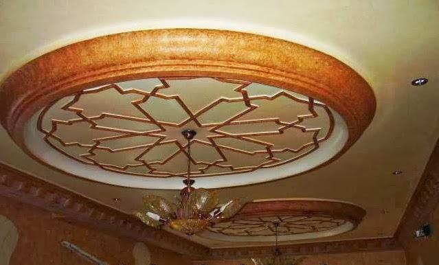 salons du maroc et d coration orientale faux plafond en platre style marocain 100. Black Bedroom Furniture Sets. Home Design Ideas