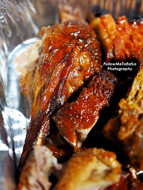 Roasted Whole Duck