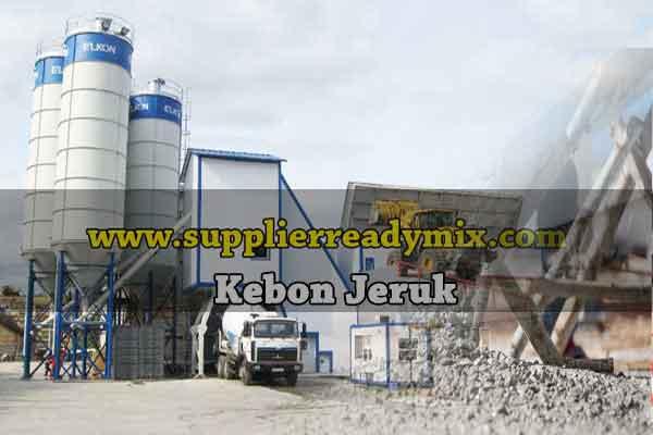 Harga Beton Jayamix Kebon Jeruk