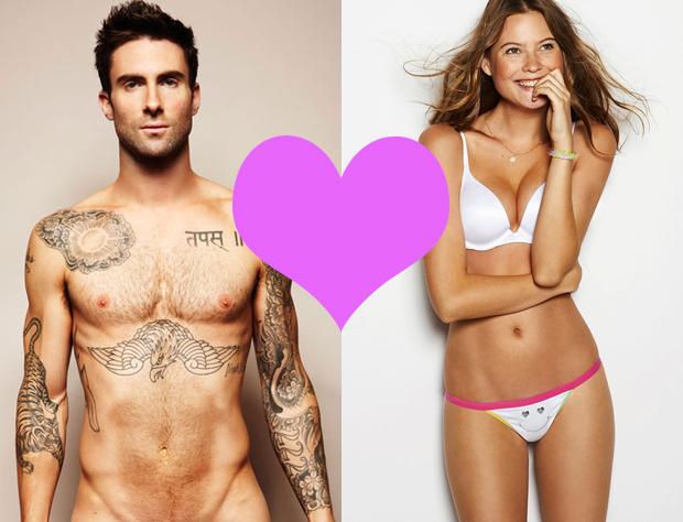 Maroon 5 singer dating victoria's secret model