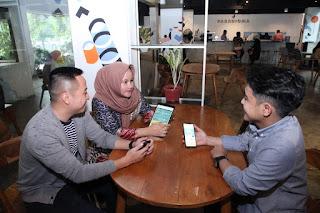 Fokus Transformasi Digital, Kinerja Mandiri Syariah Tahun 2019 Tumbuh Kembang Melesat