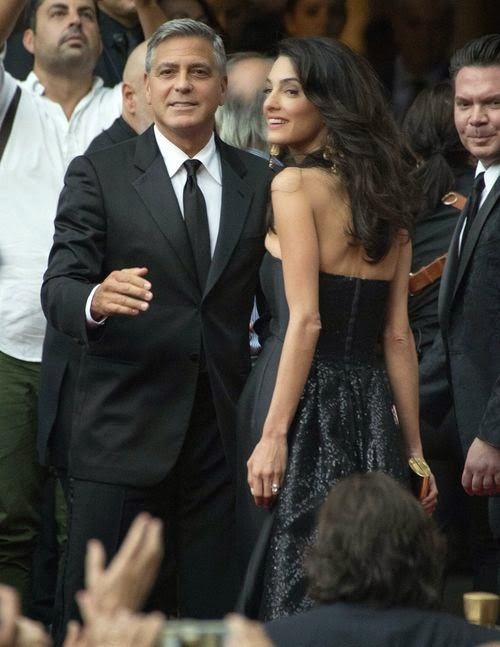 George Clooney_ Amal's parents pay the wedding