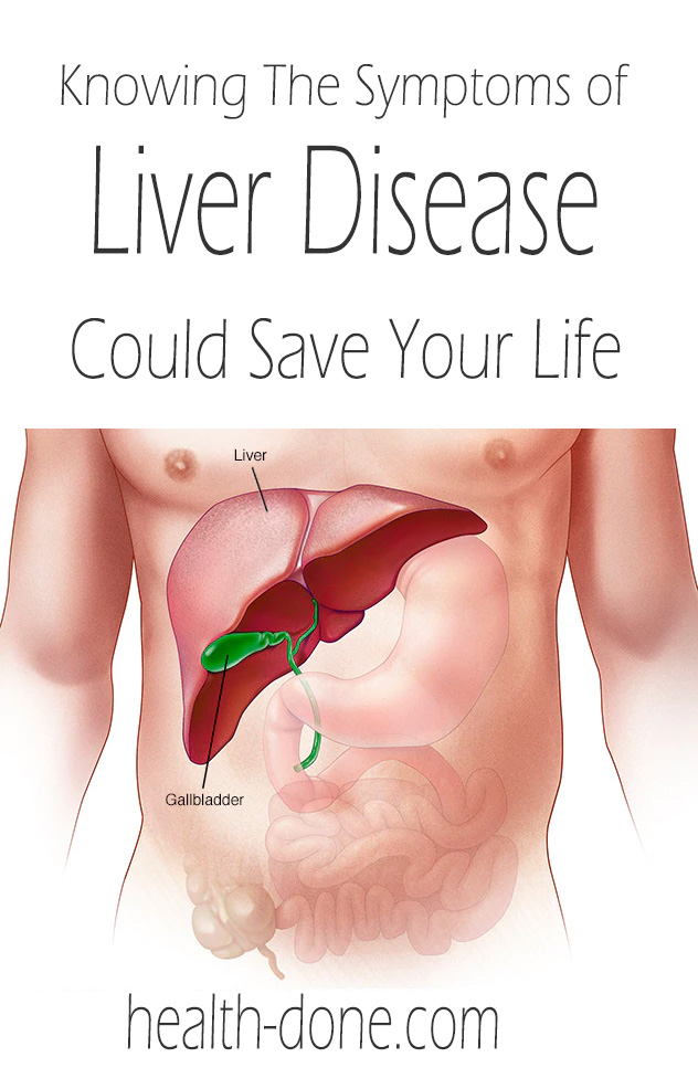 tips for liver disease