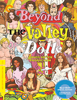 DVD & Blu-ray Release Report, Beyond the Valley of the Dolls, Ralph Tribbey