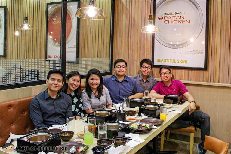 Myles Sia, Keshia Ong, Gigi Malit, Emil Ong, Gerric Gener and Renz Cheng in Shaburi