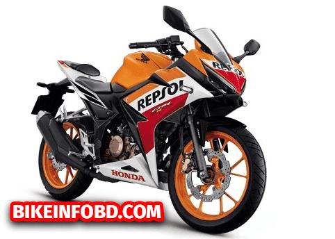 Honda CBR 150R Repsol ABS Price in BD