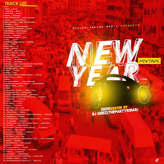 Exclusiveclue ft. DJ Sidez - New Year Mixtape