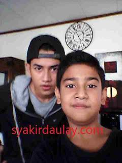 Lapan Potret Keakraban Zikri Daulay dan Syakir Daulay, dari Kecil Hingga Sekarang