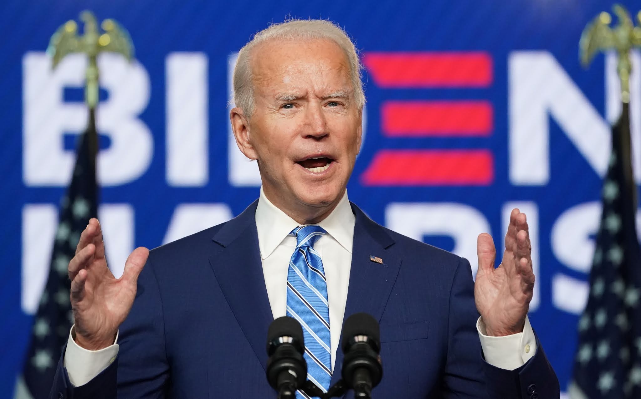 Joe Biden elecciones USA 2020