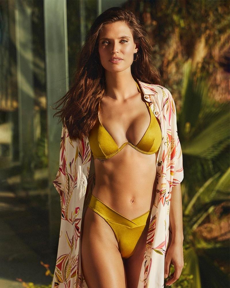 Bianca Balti fronts Yamamay Swim 2020 campaign