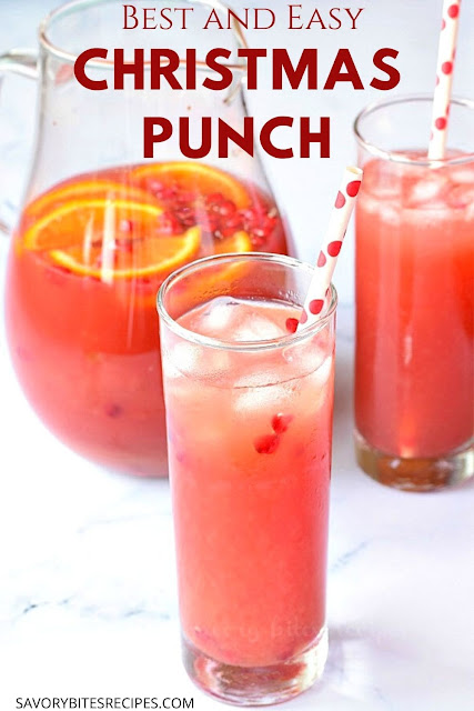 best christmas punch