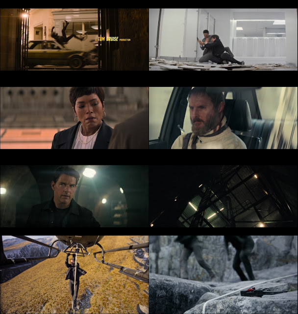 Mission: Impossible - Fallout 2018 Dual Audio 1080p BluRay