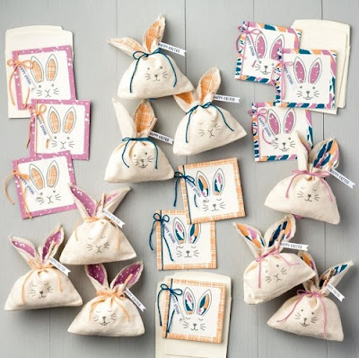 Come for a fun afternoon of crafting to make these cute Bunny BUddies and Cards