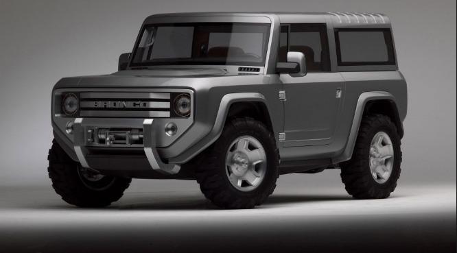 Top 2018 Ford Bronco Raptor - Ford Latest Models ZU66