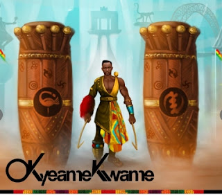 Okyeame Kwame - Made In Ghana ( Full Album) ayooghana.com