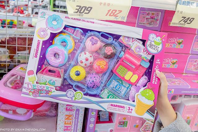MG 6680 - 熱血採訪│台中玩具150坪批發超市人超多,限定小丑與魔術表演入場直接請你看!