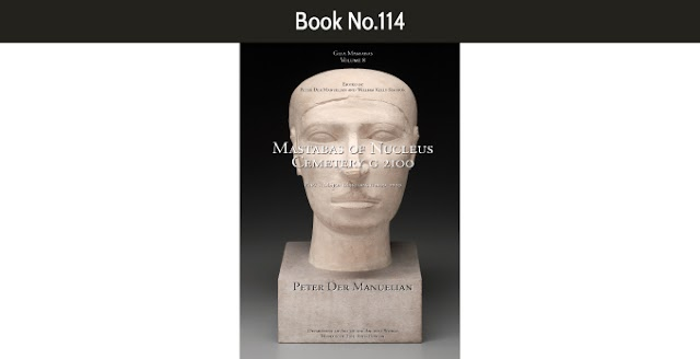 Book No.114 Mastabas of Nucleus Cemetery G 2100