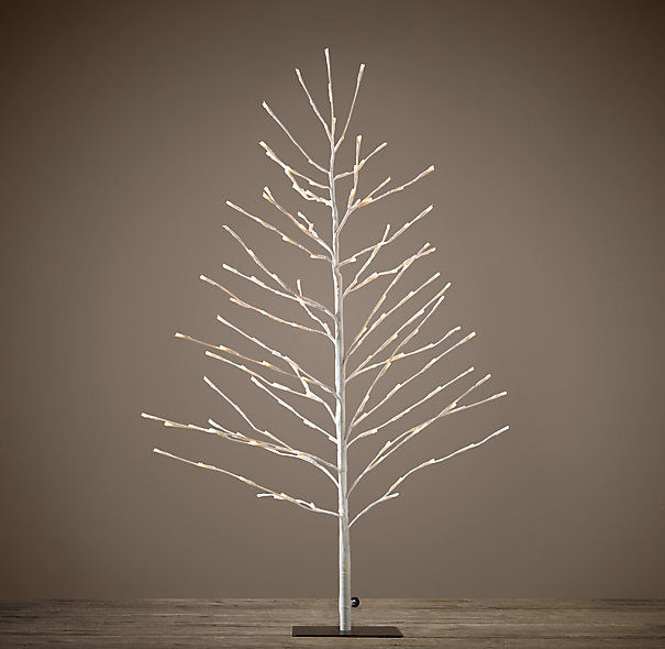 minimalist Christmas tree dp images