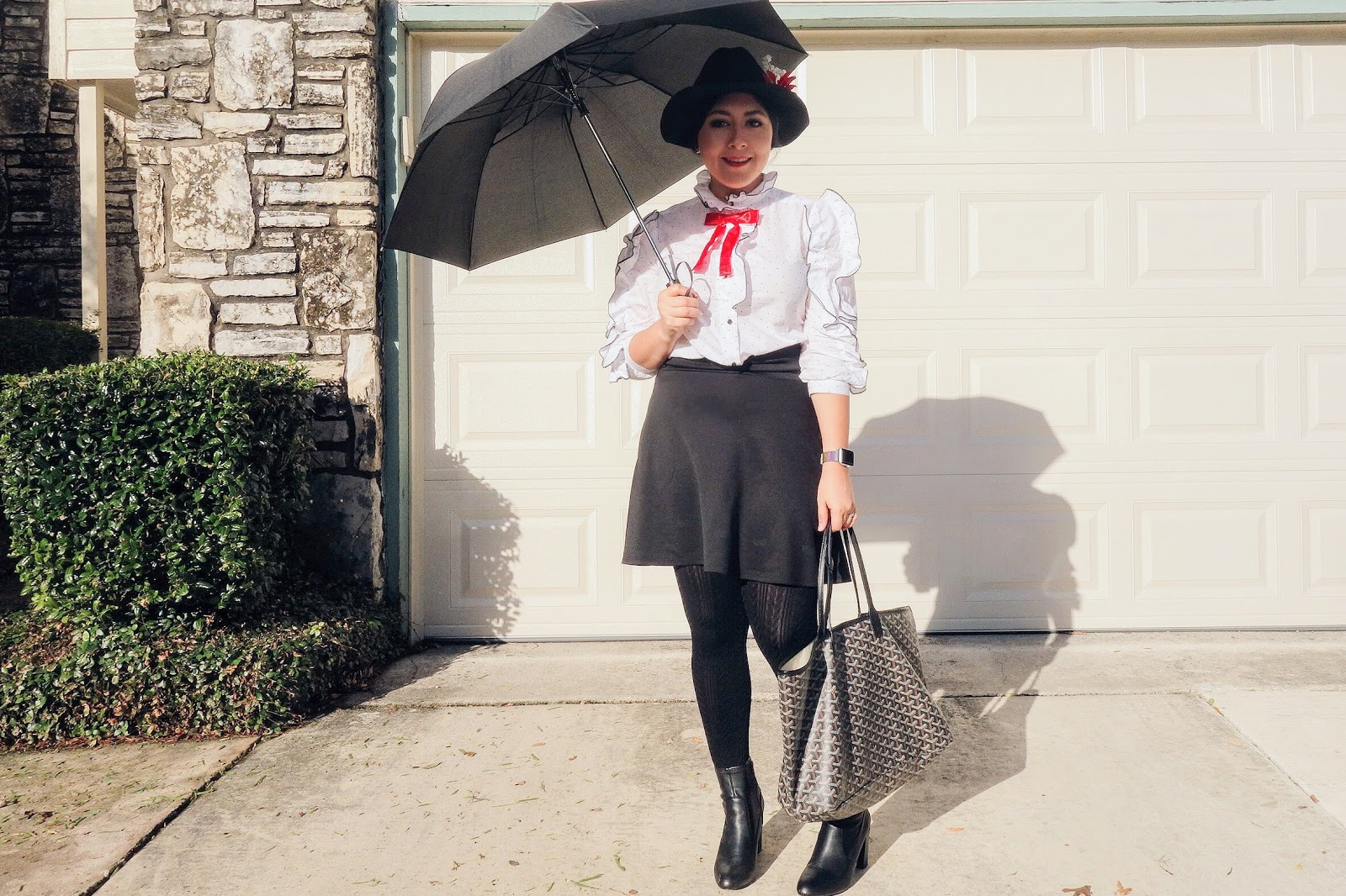 Mary Poppins Costume, Costume Ideas for Halloween, Mary Poppins