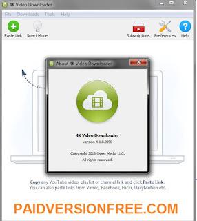 4k downloader license key