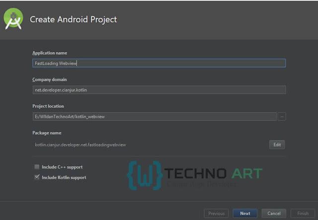 WildanTechnoArt-Create-FastLoading-Webview-Kotlin_Step2
