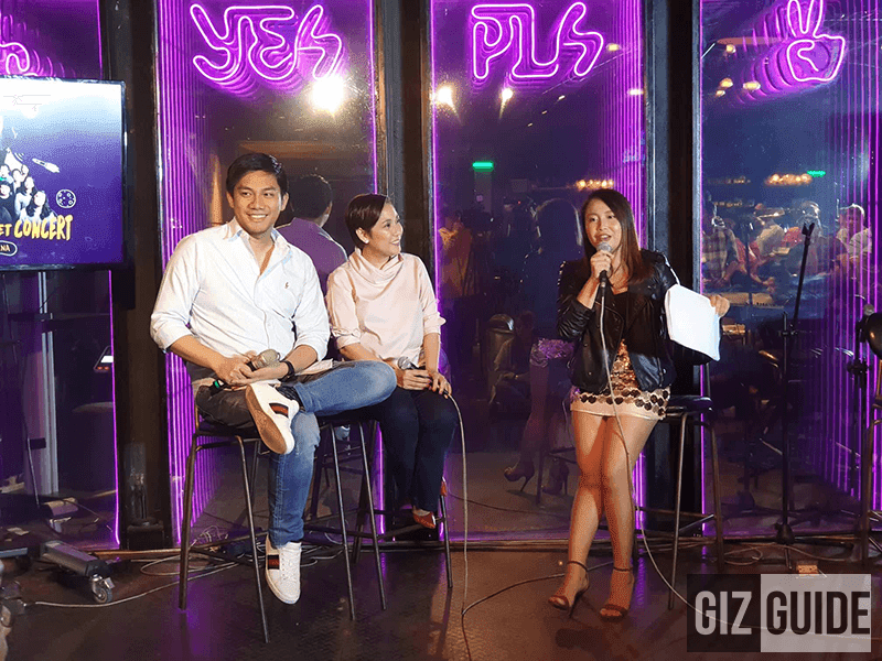 Freenet executives talk about their third year anniversary celebration with Freeniversaya concert at the Mall of Asia Arena on Sept 20, 2018!