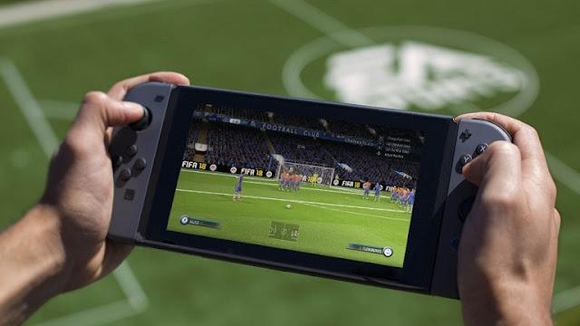 إصدار لعبة FIFA 18 على جهاز Nintendo Switch سيحدد إمكانية إستمرار ألعاب EA في المستقبل