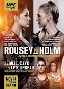 UFC 193: Rousey vs. Holm (2015) ()