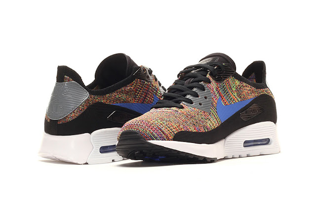 Nike Air Max 90 Flyknit Multicolor
