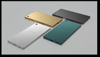 Sony Xperia Z5 dengan Kamera Selfie Terbaik