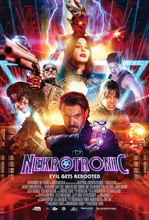 Poster Of Nekrotronic Full Movie in Hindi HD Free download Watch Online 720P HD