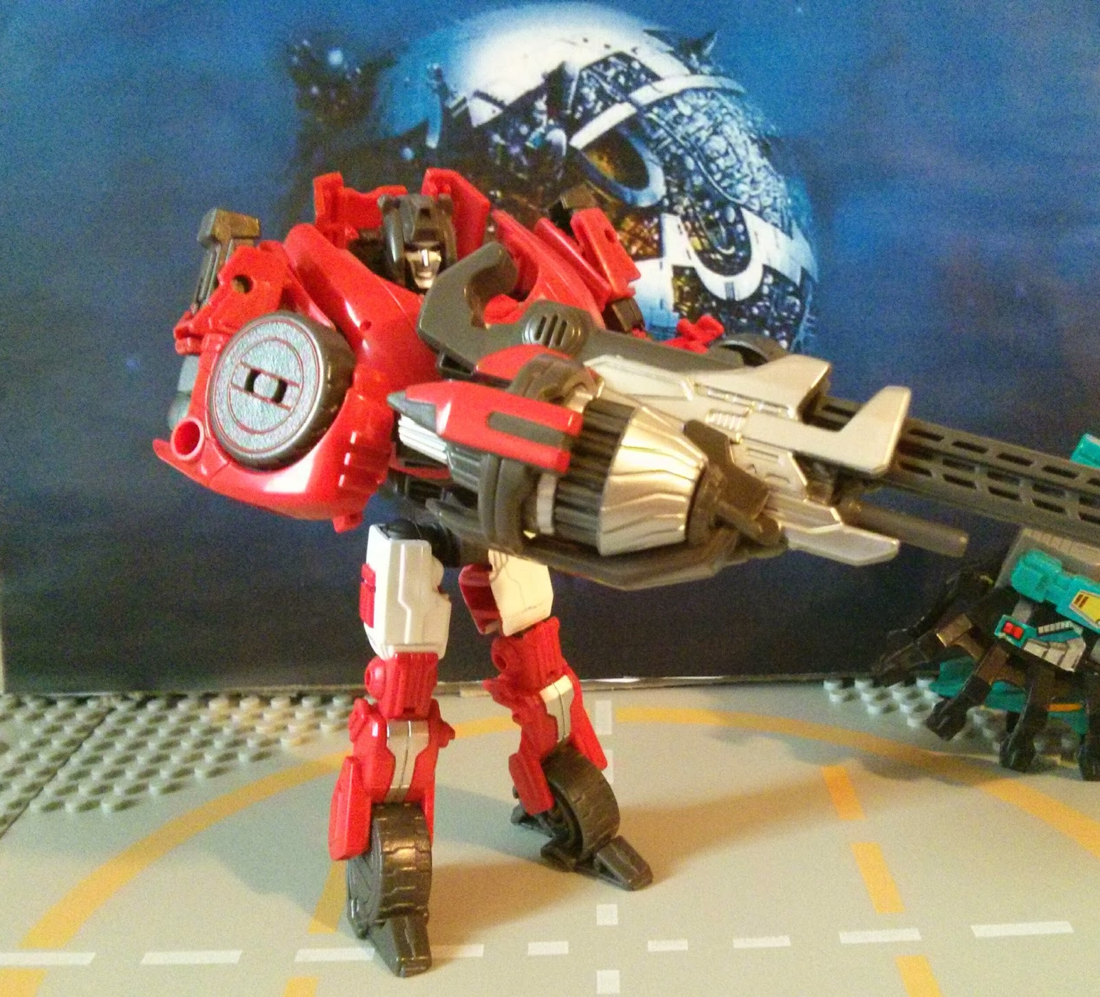 foc sideswipe and gun