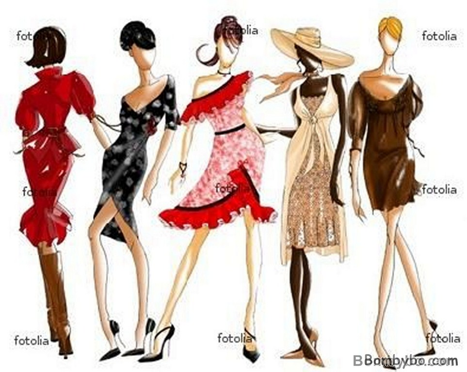 Welcome To Fun2shh World: Latest Best Fashion sketches ...