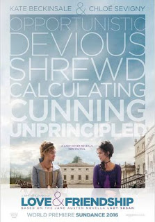 Love & Friendship - Poster & Trailer