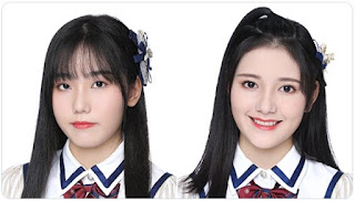 Ma Xinyue and Liu Guo set to be GNZ48 new members
