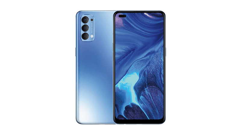 Global OPPO Reno4 with SD720G and AMOLED screen now official