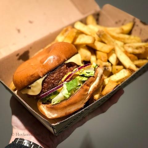 Honest Burger - London