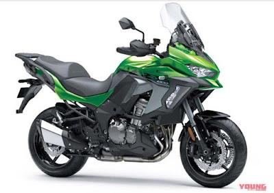 Kawasaki Versys 1000 Versi 2019 Akan Dijual Di Indonesia?