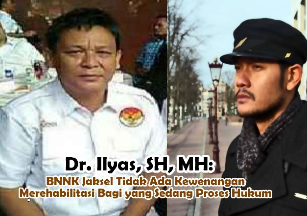 Dr. Ilyas, SH, MH: Berita di TVOne Itu Keliru | Terkait Penangkapan Aktor Dwi Sasono Akibat Narkoba