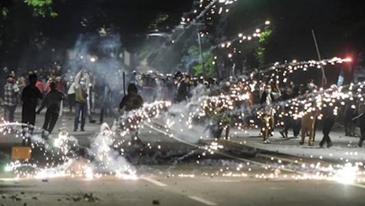Sudah 300 Pelaku Kerusuhan Diamankan, Sebentar Lagi Aktor Intelektual Terungkap