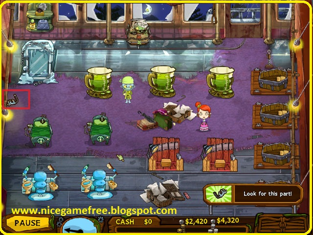 pc game free download Grave Mania 2 Pandemic Pandemonium